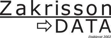 Zakrisson Data AB Logo